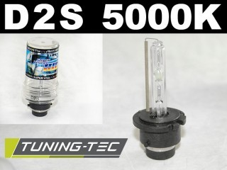 Xenon lamp hid d2 s 5000 k for Lampen 5000 kelvin