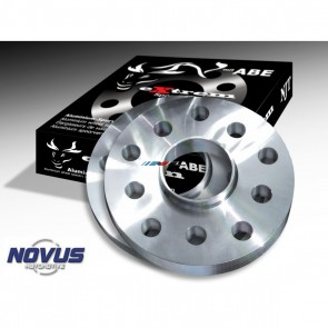 Spoorverbreders set ALU 10mm Audi A2 (8Z)