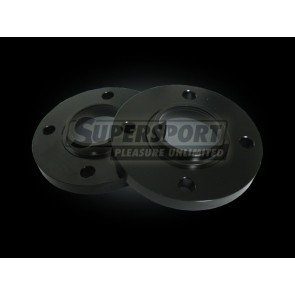Aluminium spoorverbreders set 40mm per as VW Polo 3