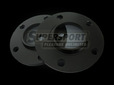 Aluminium spoorverbreders set 30mm per as MERCEDES BENZ CLK II