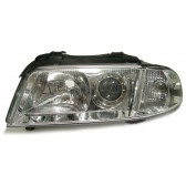 Audi A4 B5 1999-2000 FACELIFT DE helder glas koplamp LINKS