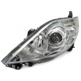 Mazda 5 2005-2008 koplamp H7/HB4 chroom LINKS
