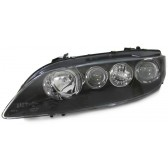 Mazda 6 2005-2007 koplamp H1/H1/H3 zwart LINKS
