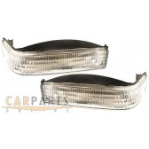 Jeep Grand Cherokee 1993-1998 KNIPPERLICHT set WIT VOORKANT