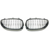 Grill chroom voor BMW E60 E61 Sedan Touring