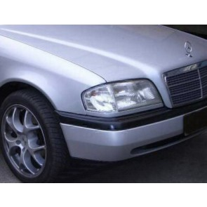 Mercedes C Klasse W202 KNIPPERLICHT set WIT