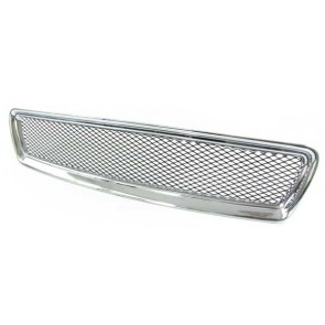 Grill chroom voor Volvo V40 + S40 96-00
