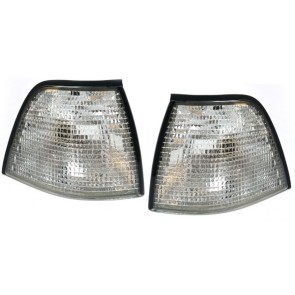 BMW E36 Sedan Touring Compact KNIPPERLICHT set WIT