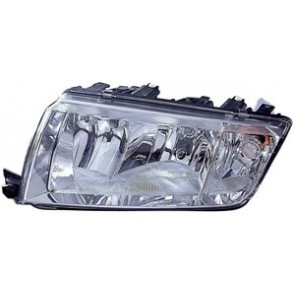 Skoda Fabia 1999-2007 koplamp H7 H3 LINKS