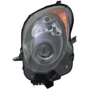 ALFA Mito 2008-heden H7 / H7 koplamp chroom LINKS TYC