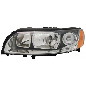 VOLVO V70 II 2005-2007 H7 / H9 koplamp grijs LINKS TYC