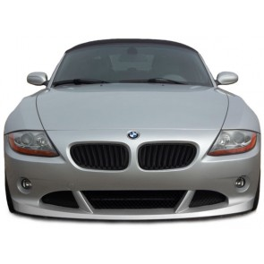 Grill zwart voor BMW Z4 E85 Cabrio + Coupe