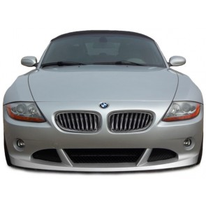 Grill chroom voor BMW Z4 E85 Cabrio + Coupe
