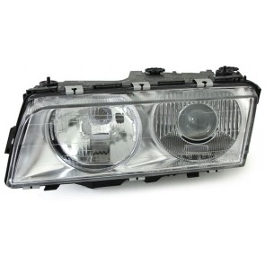 7 serie BMW E38 1995-1998 koplamp D1S H7 XENON chroom compleet LINKS