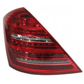 Mercedes S Klasse W221 2009-heden FACELIFT LED achterlicht LINKS