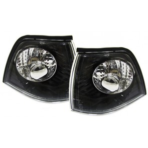 BMW E36 Sedan Touring 1990-1999 KNIPPERLICHT set HELDER GLAS ZWART