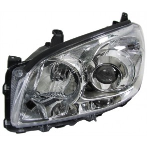 Toyota RAV4 2009-2010 FACELIFT koplamp H11 HB3 LINKS