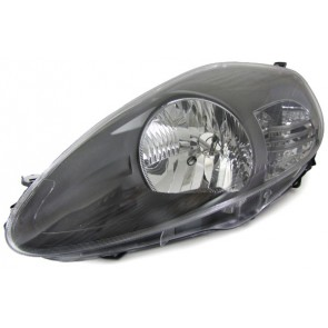 Fiat Grande Punto 2005-2008 koplamp H4 ANTHRAZIT LINKS