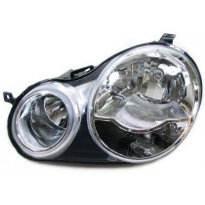 Volkswagen Polo 9N 2001-2005 koplamp H1 H7 LINKS