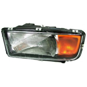 Mercedes Actros MP1 1996-2002 H4 koplamp met LWR LINKS