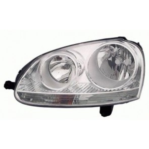 Golf 5 + Jetta koplamp H7 H7 LINKS