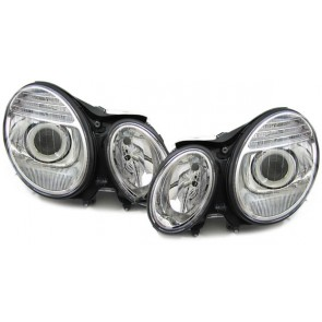 Mercedes E W211 2002-2006 H7 H7 koplamp FACELIFT optiek