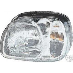 Nissan Micra 1998-2000 -- koplamp -- - links