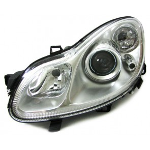 Smart ForTwo Typ 451 2007-heden koplamp H7/H7 LINKS