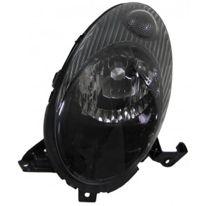 Nissan Micra K12 2003-2005 H4 koplamp zwart LINKS