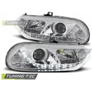 Koplamp set Alfa Romeo 156 10.97-06.03 Daylight Chroom