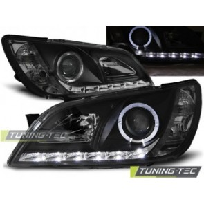 Koplamp set Lexus Is 01-05 Daylight Zwart