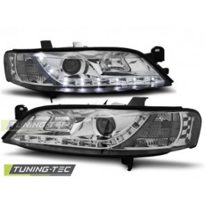Koplamp set Opel Vectra B 11.95-12.98 Daylight Chroom