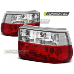 Achterlicht setje Opel Astra F 09.91-08.97 Rood Wit