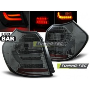 LED Achterlicht setje Bmw E87/E81 09.07-11 Getint Led Bar