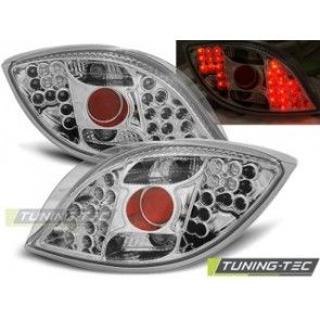 LED Achterlicht setje Ford Ka 11.96-08 Chroom Led