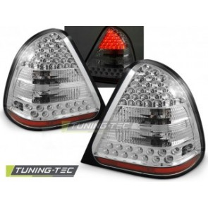 LED Achterlicht setje Mercedes W202 C- Klasse 06.93-06.00 Chroom Led