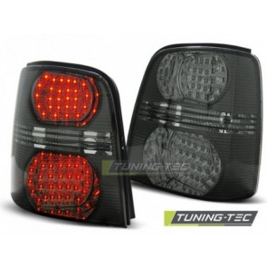 LED Achterlicht setje Vw Touran 02.03-10 Getint Led