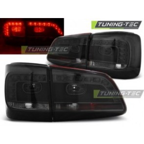 LED Achterlicht setje Vw Touran 08.10- Getint Led