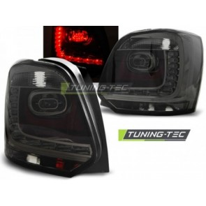LED Achterlicht setje Vw Polo 09-13 Getint Led