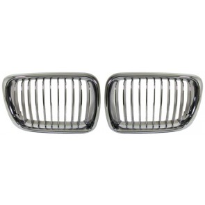 Grill chroom voor BMW 3 serie E36 96-99 M