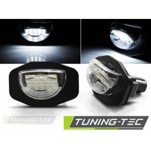 Led kentekenplaat verlichting TOYOTA ALPHARD AURIS COROLLA WISH SIENNA SCION LED